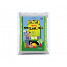 Wiggle Worm Soil Builder PURE Worm Castings 15 lbs