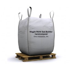 Wiggle Worm Soil Builder Vermicompost, 2000 lbs