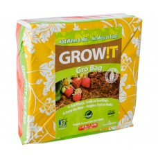 GROW!T Big Daddy Coco Coir Gro Bag, 1 cu ft