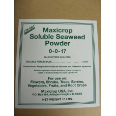 MaxiCrop Soluble Powder 10 lb.