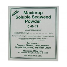 MaxiCrop Soluble Powder 22lb